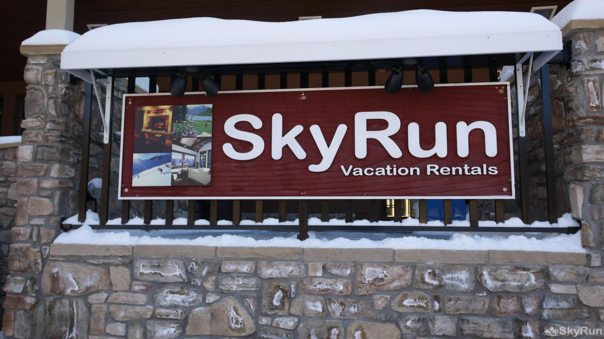 SH404 Summit House Thank you for choosing SkyRun!