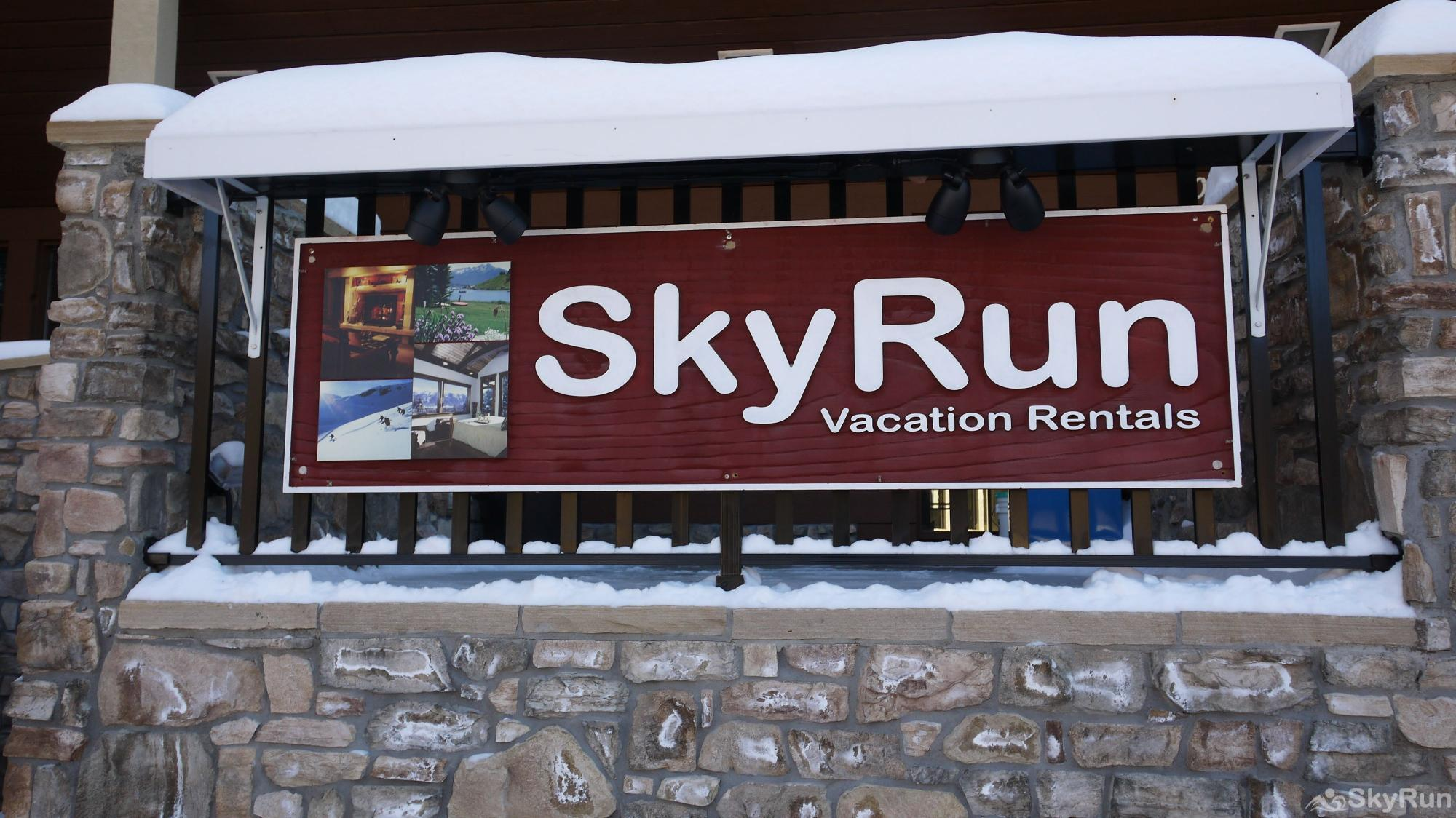 WH107 Wheeler House Thank you for choosing SkyRun!