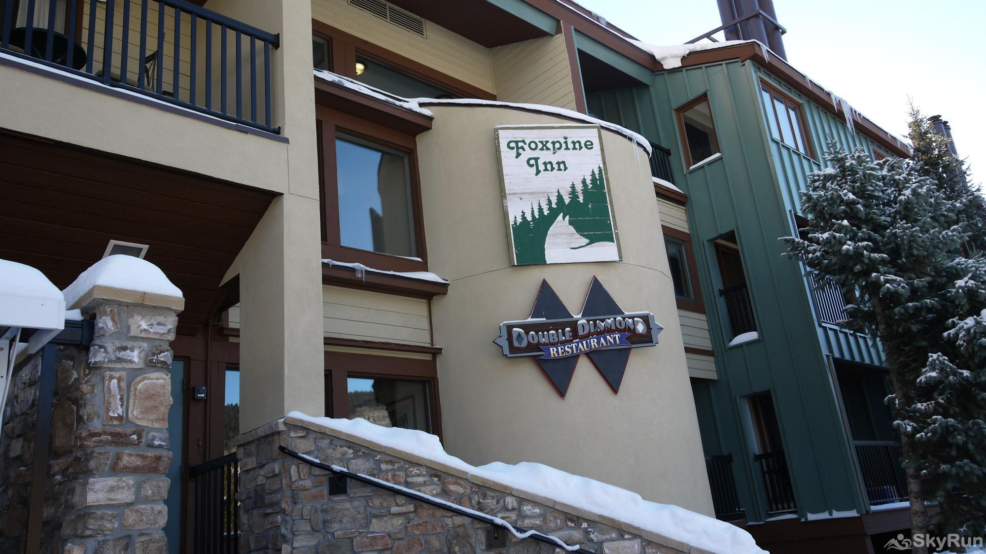 TL504 Telemark Lodge Fox Pine Inn
