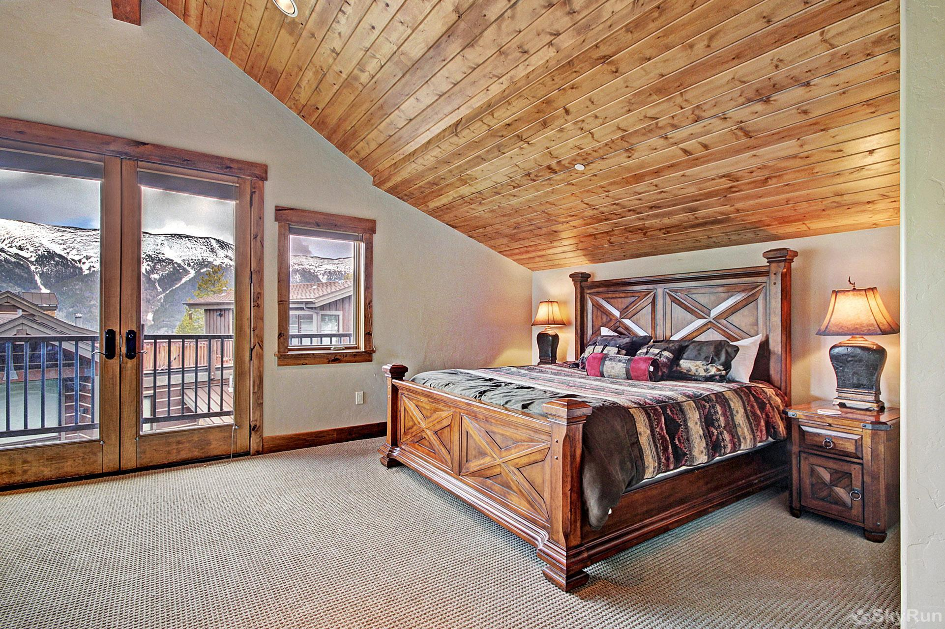 LR962 The Timberline at Lewis Ranch Upstairs Master Bedroom