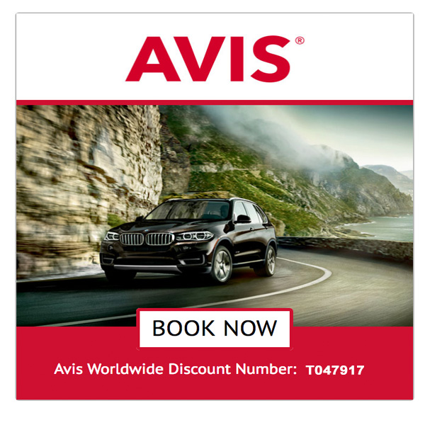 Avis Rental Car Discount