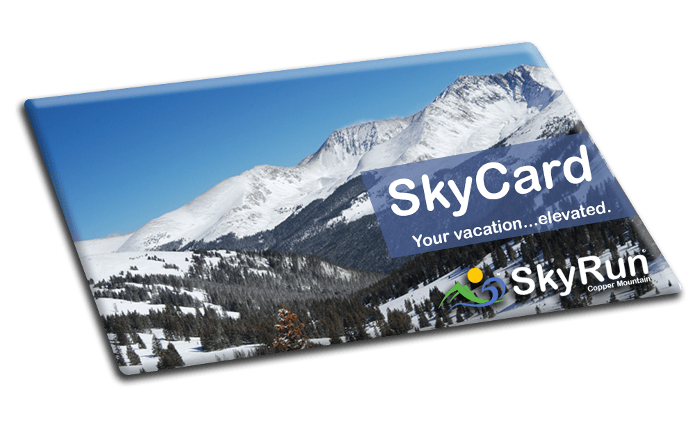 Copper Mountain SkyCard Free Activity Program - Where Fun is Free!